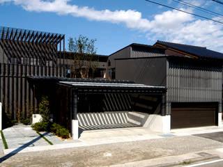 福野の家 オリジナルな 家 の 濱田修建築研究所 オリジナル