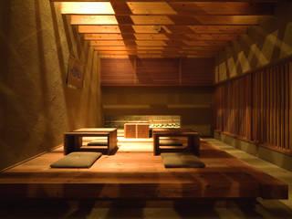 そば蕎文 + ART WORK STUDIO AN : 濱田修建築研究所が手掛けたオフィススペース&店です。