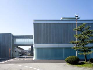 大谷製鉄食堂棟 オリジナルデザインの ダイニング の 濱田修建築研究所 オリジナル