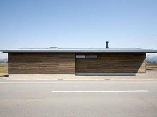 写真家の家 オリジナルな 家 の 濱田修建築研究所 オリジナル