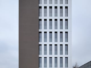 Aluverbund von Spiegel Fassadenbau:  Bürogebäude von Spiegel Fassadenbau