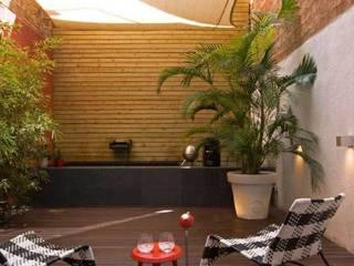 庭院 by SOLER-MORATO ARQUITECTES SLP
