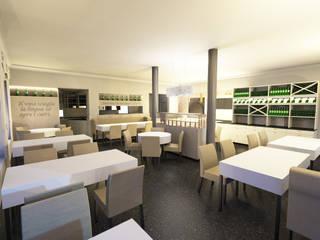 italienisches Restaurant:   von Dämmler GmbH & Stilplan Raumdesign