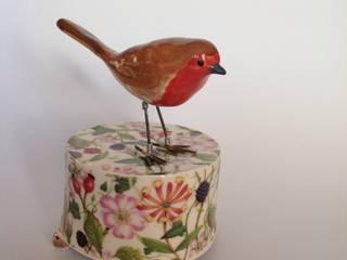 Garden birds: country  by Alrightmybird, Country