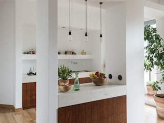 Kitchen by Cecilia Fossati, Minimalist