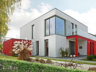 Case in stile  di Rötzer Ziegel Element Haus GmbH