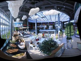 Pusat Perbelanjaan oleh Zalewski Architecture Group, Modern