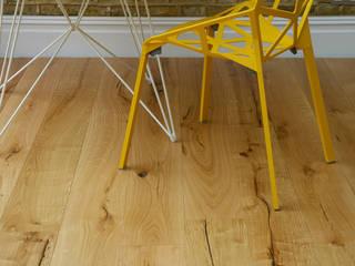 Oak Distressed Pre-oiled van The Natural Wood Floor Company Klassiek