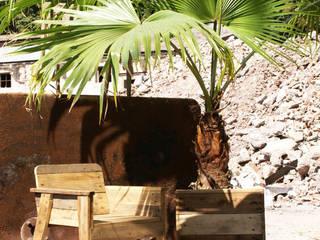 Mobilier éco durable en Palette Nature Végétale JardinMeubles