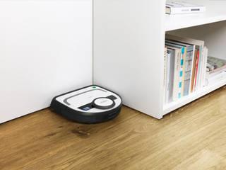 Robot VR200 di Vorwerk Folletto: il regalo ideale per la festa della mamma Ingresso, Corridoio & Scale in stile moderno di Vorwerk Moderno