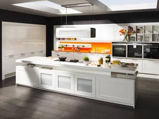 Cocinas modernas: Ideas, imágenes y decoración de DanKüchen Studio Hengelo Moderno