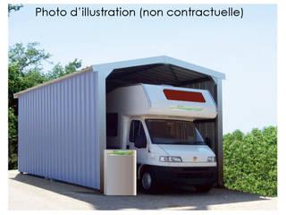 Abri camping-car en kit Direct-batiment Garage / Hangar