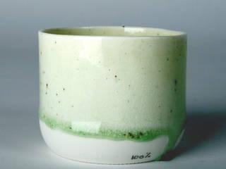Enkel Glas #3 naturel:   door Studio Ineke van der Werff