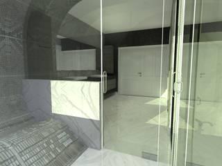 Arq. Jacobo Smeke Modern bathroom