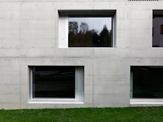 Modern Houses by Oliver Brandenberger Architekten BSA SIA Modern