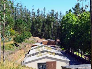 Casas de estilo escandinavo de ACA.Alfonso Cort Arquitecto Escandinavo