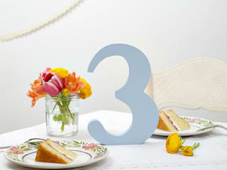Table Numbers: classic  by Altered Chic, Classic