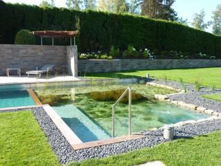 Für begeisterte Saunierer!: moderner Garten von Maute GmbH & CO KG