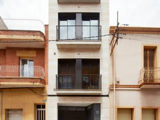 Casas de estilo minimalista de costa+dos Minimalista