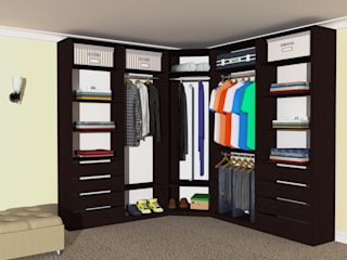 Piwko-Bespoke Fitted Furniture Vestidores y closetsArmarios y cómodas