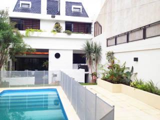 Jardines de estilo  por Estudio Nicolas Pierry: Diseño en Arquitectura de Paisajes & Jardines,