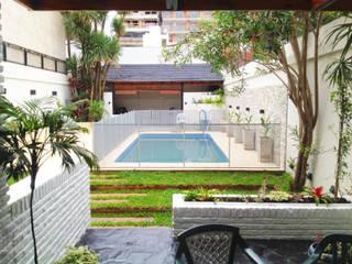 Jardin de style  par Estudio Nicolas Pierry: Diseño en Arquitectura de Paisajes & Jardines, Moderne