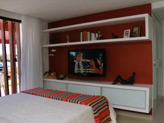 Residência Jaguaribe Quartos modernos por Dauster Arquitetura Moderno
