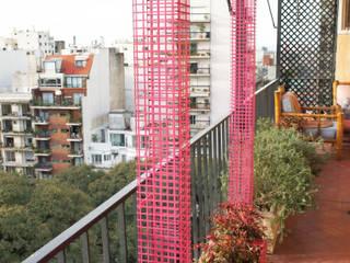 Estudio Nicolas Pierry: Diseño en Arquitectura de Paisajes & Jardines ระเบียง, นอกชาน