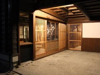 神ノ前アトリエ 日本家屋・アジアの家 の 田中博昭建築設計室 和風