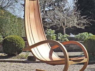 Ranch Rocking Chair:   by carlaustinfurniture