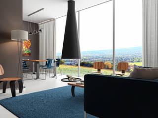 Toscan house di ARPEL Design Moderno
