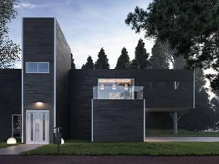 Green house: Case in stile  di ARPEL Design