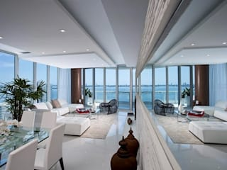 Modern living room by Artefacto Curitiba Modern