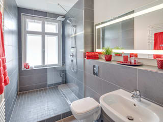 Modern bathroom by 16elements GmbH Modern