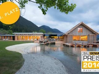 See-Spa Bio-Vitalhotel Weissenseerhof, Weissensee:  Hotels von BAU.GENIAL
