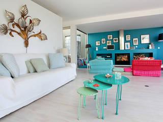 mediterrane Wohnzimmer von ROSA PURA HOME STORE