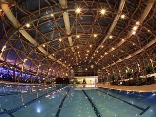 Modern Pool by Charpente concept Modern
