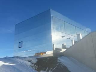 Kristallhütte im Skigebiet Hochzillertal:  Hotels von DKS Technik GmbH