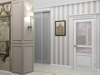 Salones de estilo clásico de Студия дизайна и декора Светланы Фрунзе Clásico