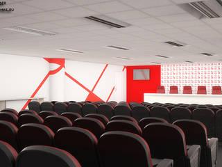 Centri congressi in stile  di Андреев Александр