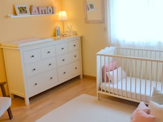 T2 Arquitectura & Interiores Nursery/kid's room