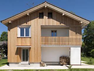 Maisons classiques par gerstmeir inić architekten Classique