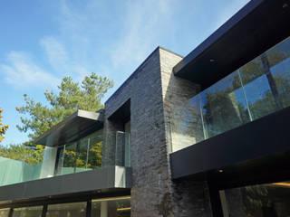 Maisons de style  par David James Architects & Partners Ltd, Moderne