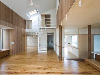 松本剛建築研究室 ห้องนั่งเล่น