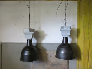 Lampen: brocant & industrieel van Were Home Rustiek & Brocante