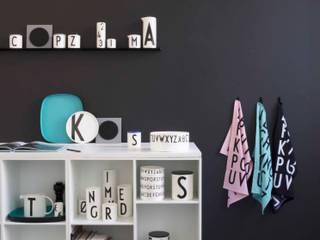 Design Letters Кухня в скандинавском стиле от Design Letters Скандинавский
