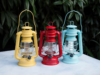 Garden LED Hurricane Lamps Dotcomgiftshop Garden Lighting
