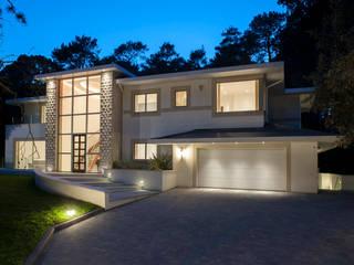 Bingham Avenue, Evening Hill, Poole Casas de estilo clásico de David James Architects & Partners Ltd Clásico