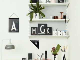 Comedores de estilo  por Design Letters