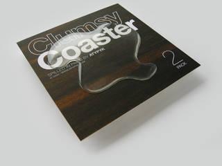 CLUMSY COASTER:  de style  par ATYPYK.COM